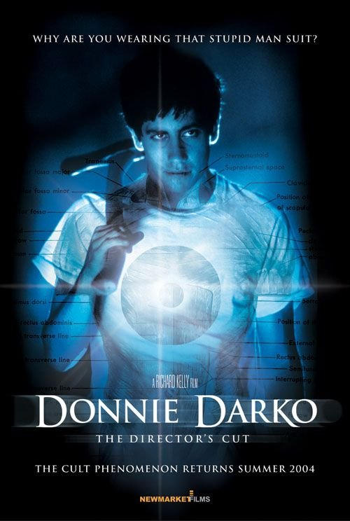 Donnie Darko (2001), directed by Richard Kelly