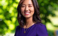 City Councilor Michelle Wu