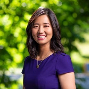 City Councilor Michelle Wu