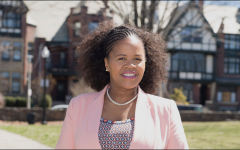 Kim Janey makes history as both the first person of color and first woman to serve as mayor. (Source: Kim Janey)