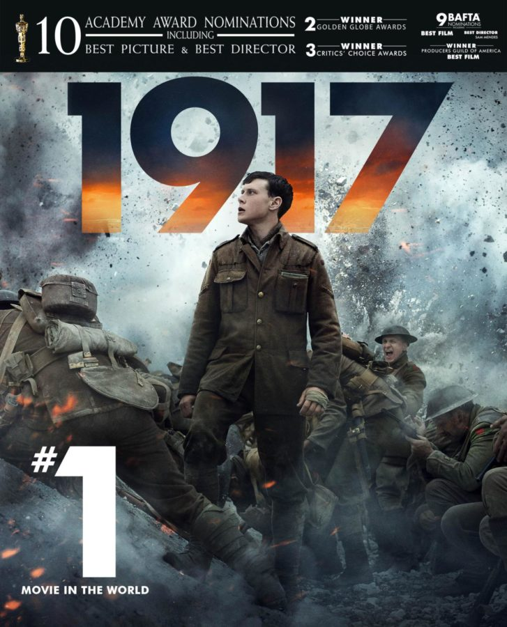 1917, a war and drama movie, continues to receive awards a year after its release.