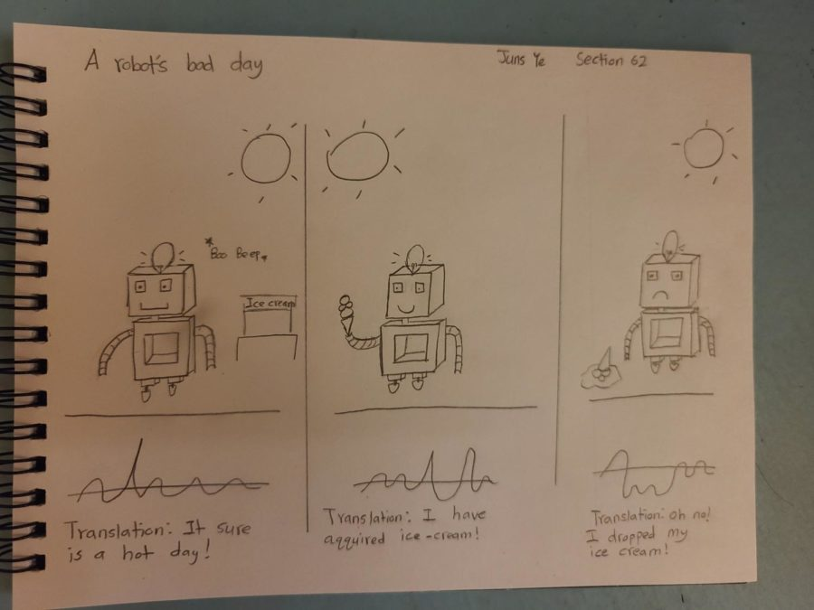 A Robot's Bad Day
