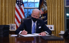 Many people are questioning Biden's role as the President.