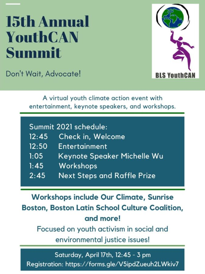 YouthCan has their 15th annual summit with keynote speaker Michelle Wu. (Photo by: Zoe Nagasawa (I))