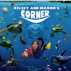 Kelsey and Maggie's Corner