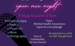 Performers raise awareness for mental health. (Source: Karen Dong (III))