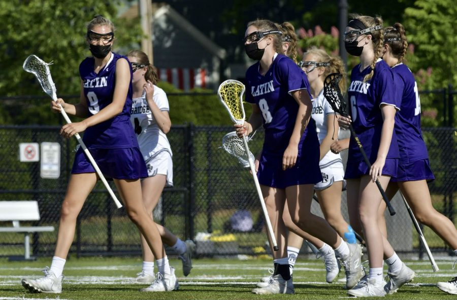 BLS Girls' Lacrosse is 5-1, their only loss being to Notre Dame Academy. (Source: Josh Reynolds)