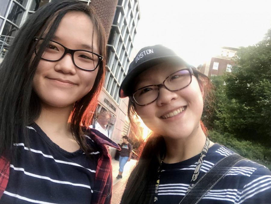 Senior Spotlight on Alice Zhang